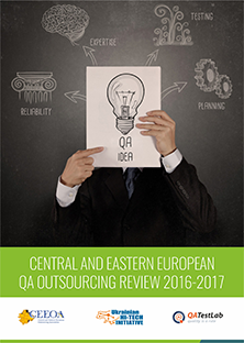 Central and Eastern European QA Outsourcing Review 2016-17